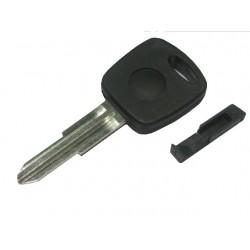 kluczyk pod transponder Ssangyong Actyon,Kyron,Rexton